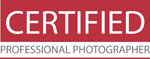 Certified Professional Photographer logo