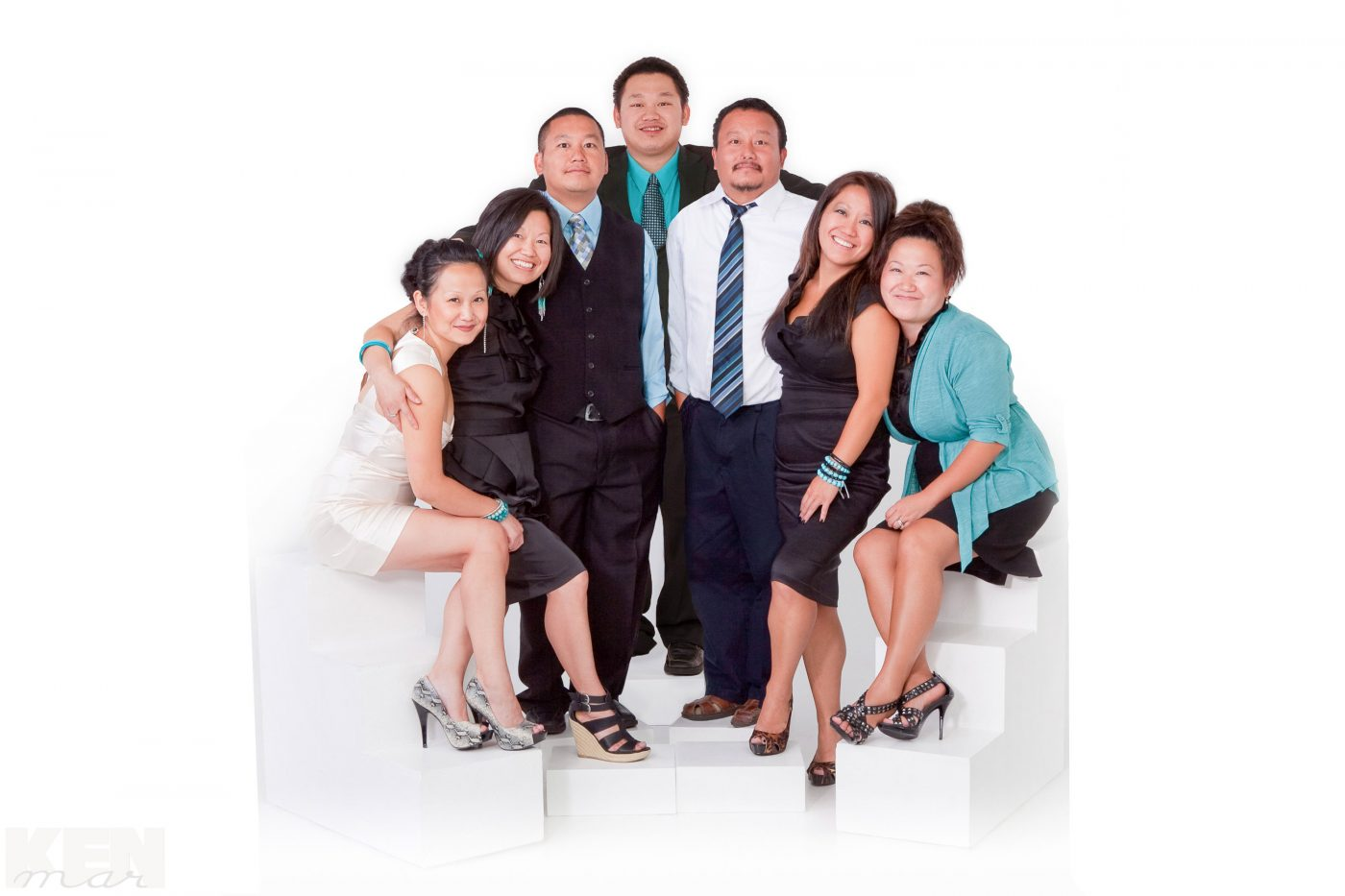 Semi-formal family group
